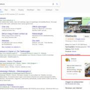 Google Posts: jouw nieuws in de zoekresultaten
