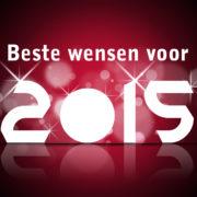 Beste wensen voor 2015